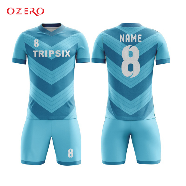 men s sublimation custom soccer jersey set design your own football shirt  online full set soccer uniforms-in Soccer Jerseys from Sports    Entertainment on ... 043f236f5