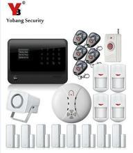 wifi gsm gprs smsホームハウス盗難セキュリティ火災警報システム検出センサーキットgsm警報、ドアを閉じるリマインダー