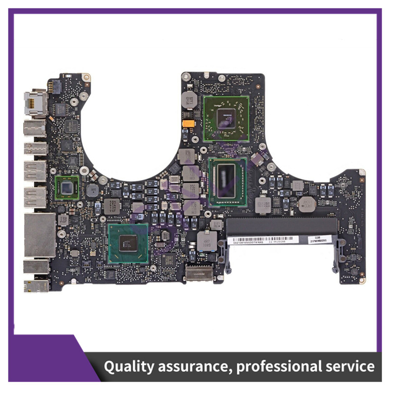 "661-6162 For Apple Macbook Pro15"" A1286 Logic Board Late 2011 2.0Ghz 2.2Ghz 2.3Ghz 2.4Ghz 2.5GHz i7  820-2915-A"
