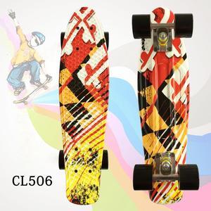 Image 1 - Nouveauté 22 pouces bonne qualité peny board pour fille et garçon pour profiter de la planche à roulettes Mini fusée de haute qualité
