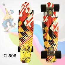 Nuovo Arrivo 22 Pollici di Buona Qualità peny bordo per la Ragazza e ragazzo a Godere di skateboard Mini bordo del razzo Con di alta Qualità