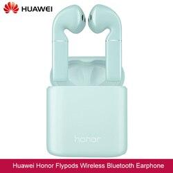 Hot Original Huawei Honor Flypods Wireless Earphone with Type-C Interface Dustproof Waterproof Headsets Support Bluetooth