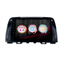 JSTMAX 9 Android 8.0 Car GPS Radio Player for Mazda 6 Atenza 2013 2015 4G+32G OCTA CORE DVD Auto Stereo Multimedia player
