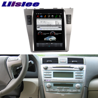Liislee 10 4 Inch Android For Toyota Camry 2007 2011 Car Radio Audio Video Multimedia DVD
