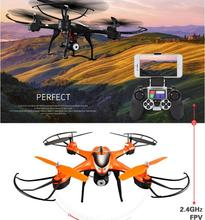 Kids RC toys T30CW WIFI FPV RC drone 4CH attitude hold headless WIFI real time 6