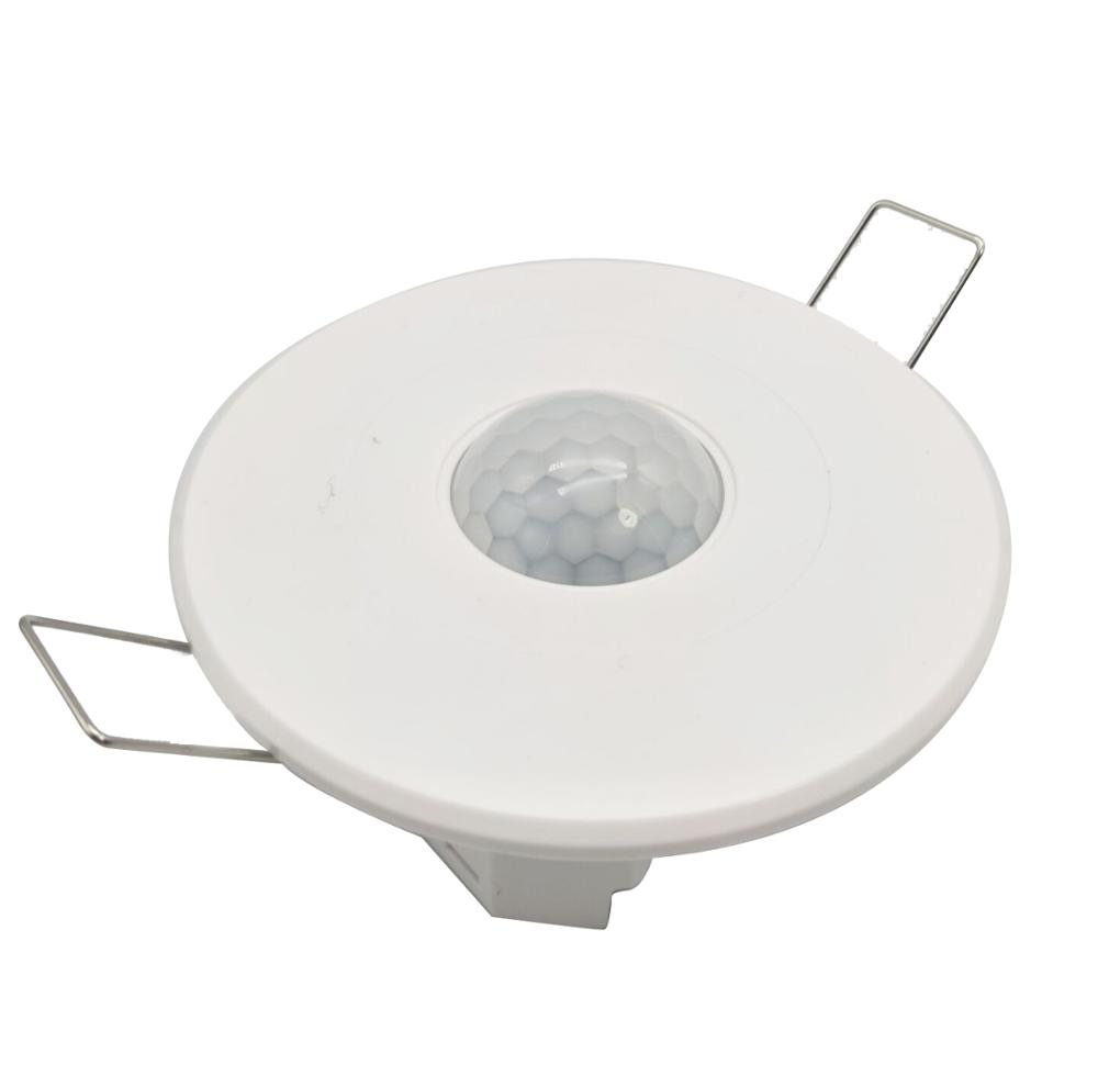 Infrared sensor 110V-240V ceiling human body sensor switch concealed embedded automatic switch lightInfrared sensor 110V-240V ceiling human body sensor switch concealed embedded automatic switch light