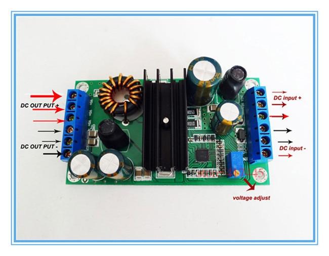 модуль ltc3780 автоматического подъема давления ПК