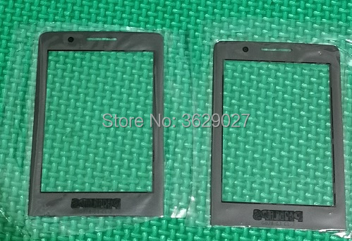 SZWESTTOP Original LENS for Philips E570 cellphone glass for Xenium CTE570 LCD mobile phone