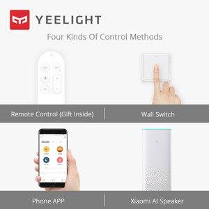 Image 5 - Xiaomi Yeelight Led soffitto Pro 650 millimetri di RGB 50W mi casa app di controllo Google Casa per amazon Echo Per xiaomi smart kit di casa