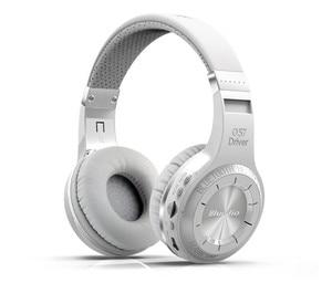 Image 2 - Original Bluedio H+ Wireless Bluetooth 5.0 Stereo Headphone Headset Earphone Foldable  Support TF Card FM free shipping