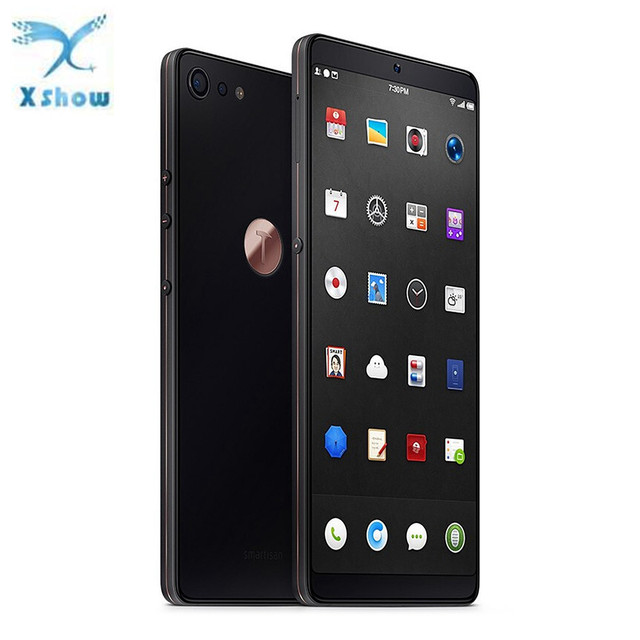 "Original Smartisan U3 Pro JianGuo Nut Pro 2 Snapdragon 660 Octa Core 6GB RAM 256GB ROM 5.99"" FHD 16MP Quick Charge Fingerprint"