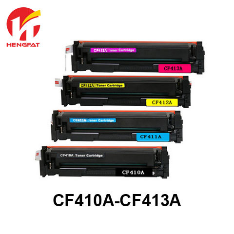 2PCS CF410A - CF413A Toner Cartridge for HP Color LaserJet Pro M452dn M452dw M452nw MFP M377dw M477fdn M477fdw M477fnw 1 pcs cf210a cf211a cf212a cf213a 131a compatible color toner cartridge for hp laserjet pro 200color m251n m251nw m276n m276nw