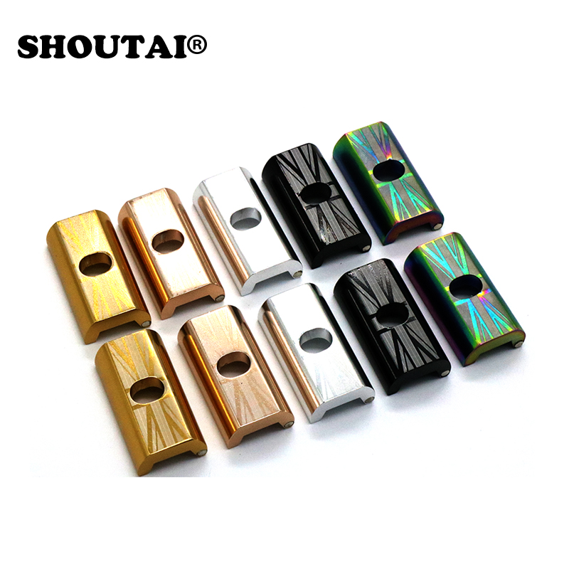 Bicycle Titanium Alloy Hinge Clamps For Brompton MBX Aluminum Alloy Bike Frame Quick Release Buckle Cycling Part