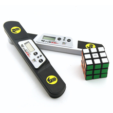 QIYI High Speed Magic Cube Timer Clock Machine For Stack Competition Speed Cup Timer Gift For Cube Fun Toy For Children time machine magic cube time machine cube cubo with extra free stickers collection cube best gift for cubers