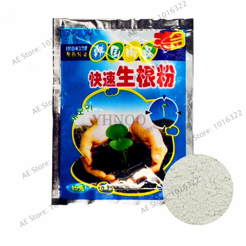 1pcs/bag Fast Growing Roots, Gardenling Germination Aid,flower Bonsai Plant Flores Fertilizer Improve The Survival Rate