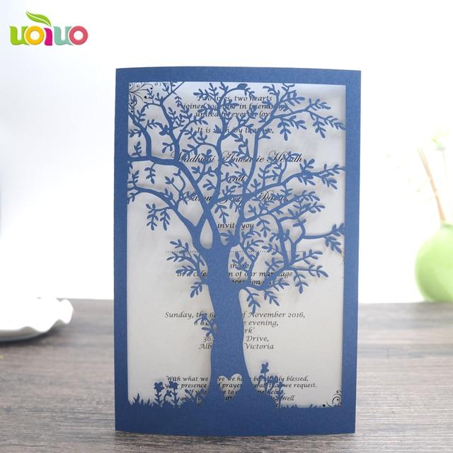 10pcs Laser Cut Wedding Invitation Cards With Envelopes Blank Inside Paper Seal Love