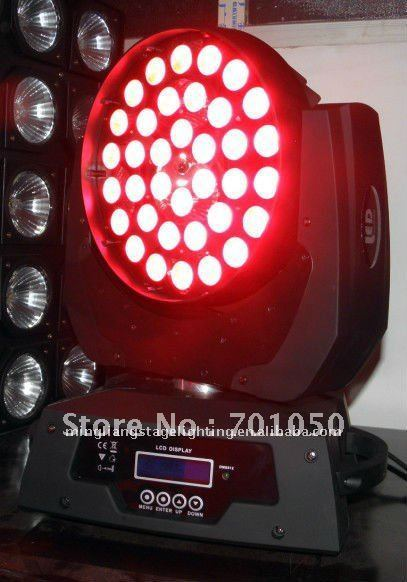 36x10W 4 in 1 LED Moving Head Light (CL-920A)