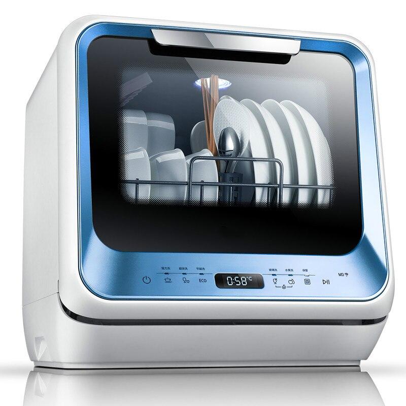 Mini Countertop Electric Dish Washer