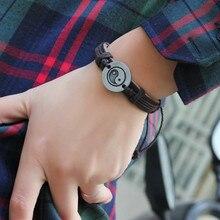 Bracelet Tai Chi Ying Yang  Men Women Wristband