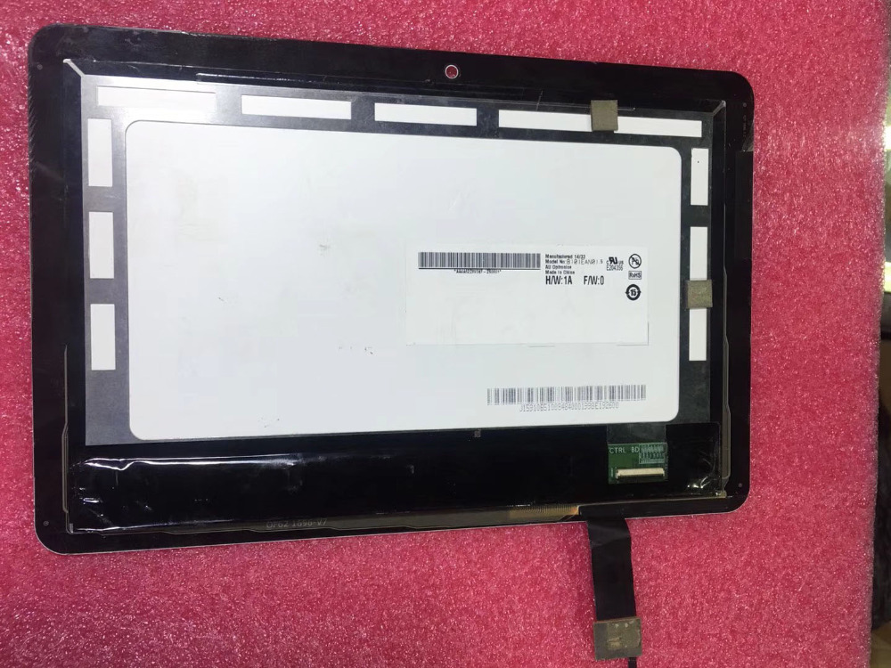 Touch Screen Digitizer Sensor Glass B101EAN01.5 LCD Display Monitor Assembly For Acer Iconia A3-a20 A3 A20