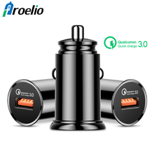 Proelio Quick Charge 3.0 USB Car Charger For iPhone 7 8 Plus X XR XS Max QC3.0 Fast Car Charging Phone Charger For Xiaomi Mi 8 9 цены