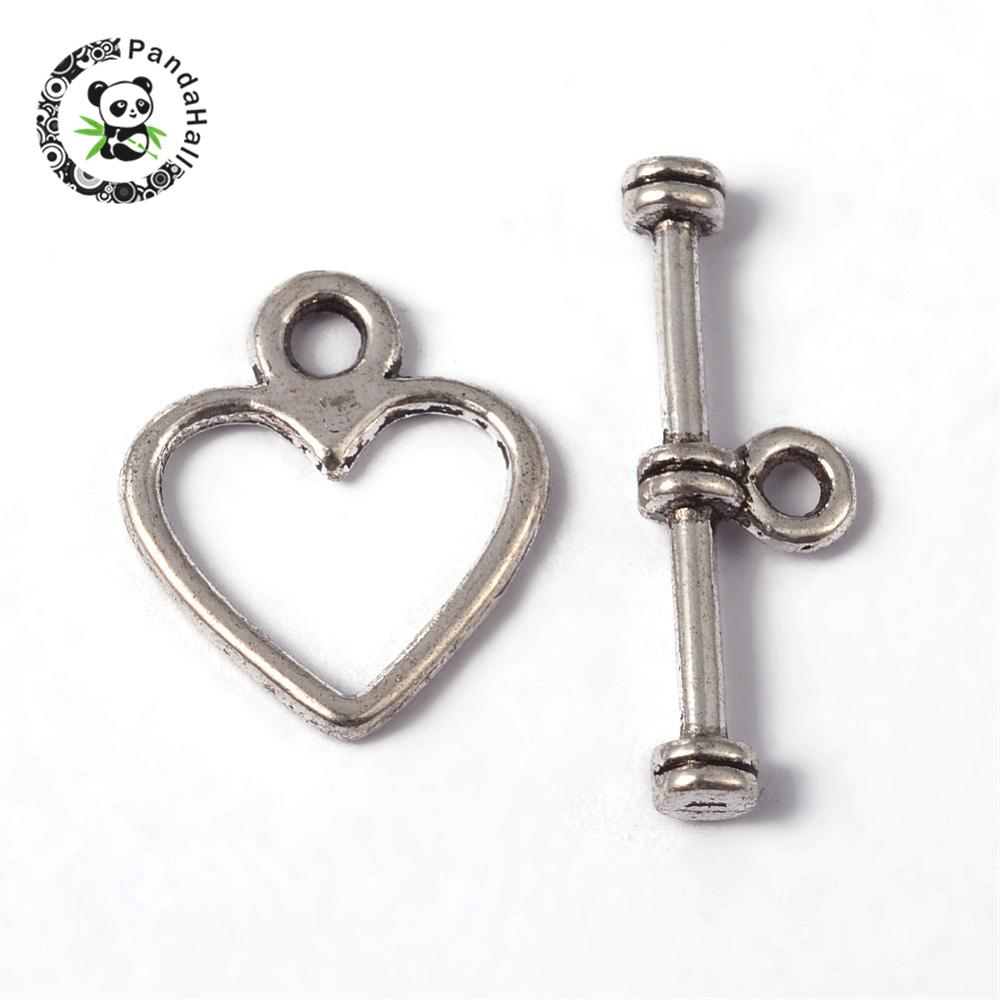 80pcs Connector Links Charm Pendant Tibetan Silver Jewelry Other 31x4.5x3mm