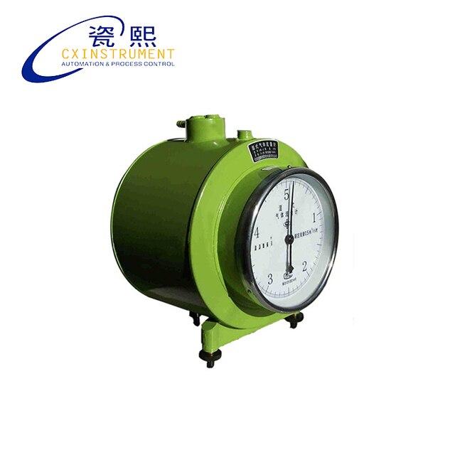 gas flow meter. 200~300 l/h 1% accuracy wet gas flow meter
