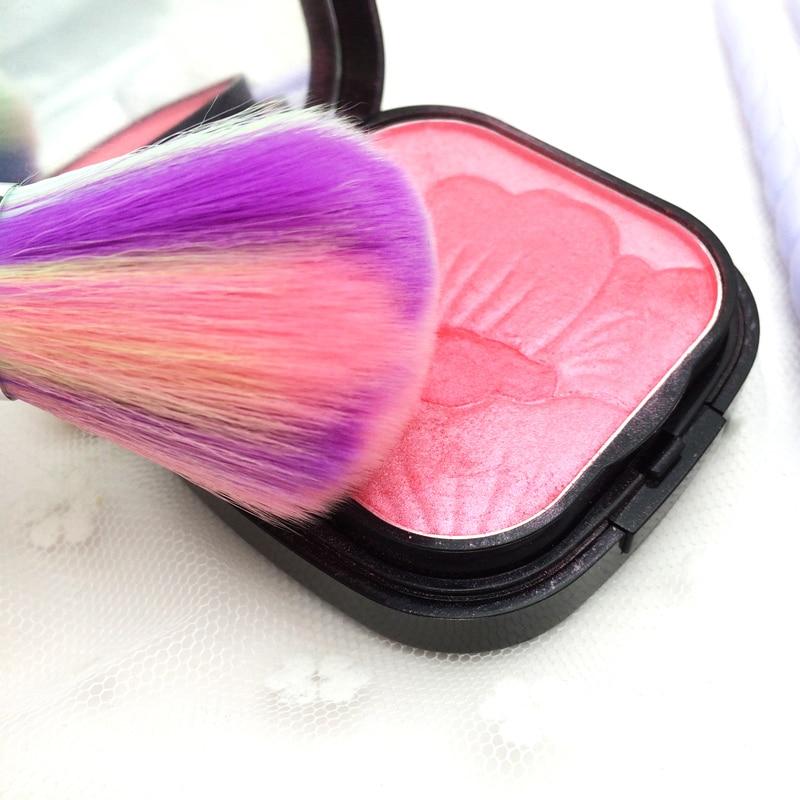 Бірегей реңкті щетка щеткасы макияж - Макияж - фото 5