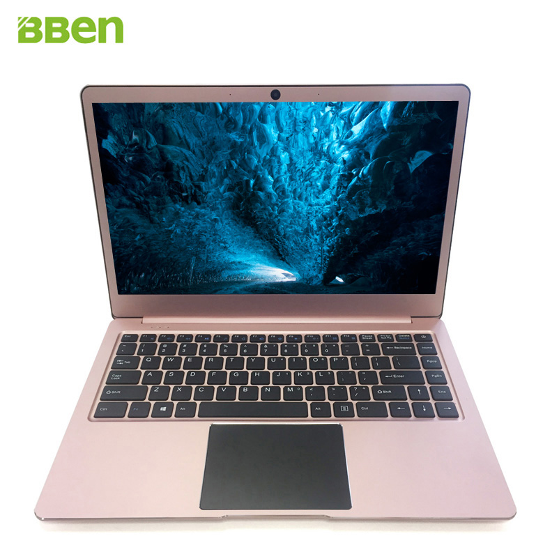 Bben Laptop 14.1 inch 4GB RAM 64GB ROM eMMc FHD quad-cores Intel Apollo Lake N3450 USB3.0 type-C notebook laptop windows10 1