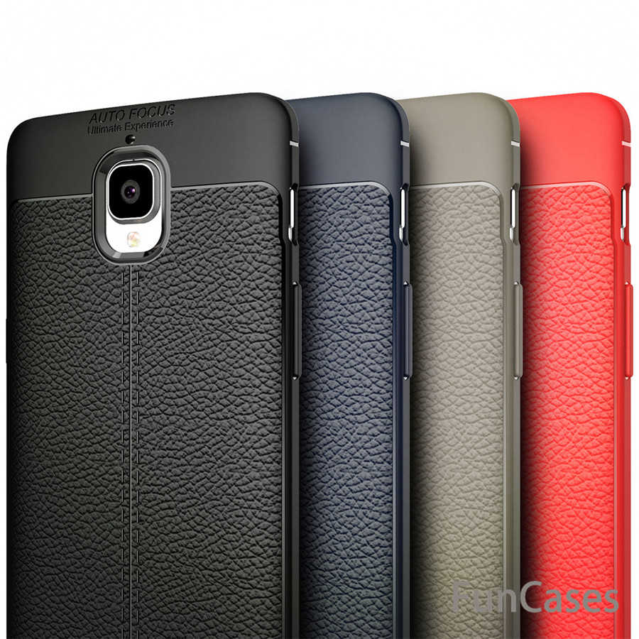For One Plus 3 Case Oneplus 3 Case Luxury Leather Tpu Silicone Phone Case For Oneplus3 Oneplus 3t Back Cover Accessory Vendita Phone Case Covers Aliexpress