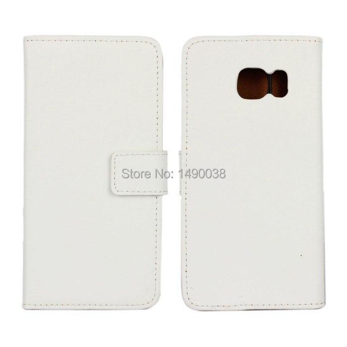 Högkvalitativt äkta läder-flipfodral för Samsung Galaxy S6 Edge - Reservdelar och tillbehör för mobiltelefoner - Foto 6