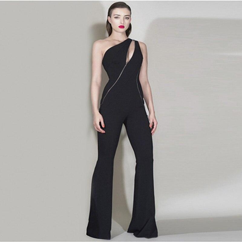 Cloche Nu La bas Salopette 2019 Sexy Dos Corps Shoulsess Mode Femmes Gros Night Qualité Club Con Supérieure En IPPtvqwAdx