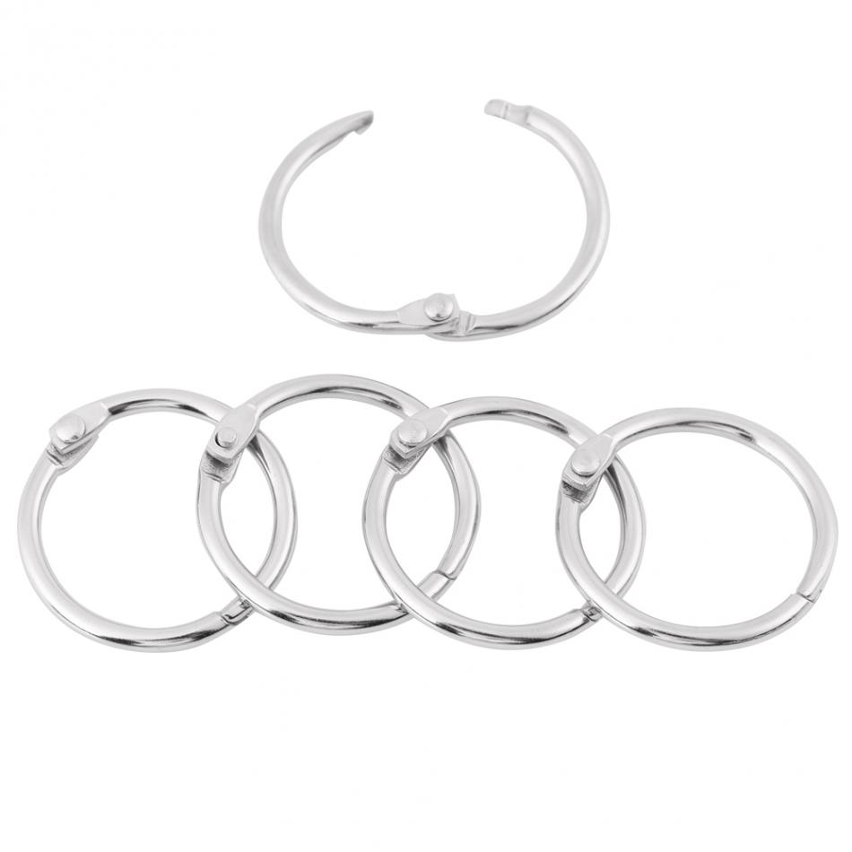 Aliexpress.com : Buy 3Sizes 20PCS Metal Hinged Ring Book