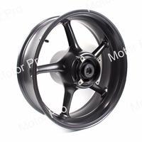 1 PCS FOR TRIUMPH DAYTONA 675R 675 R 2011 CNC High Grade Aluminum Motorcycle Rear Wheel
