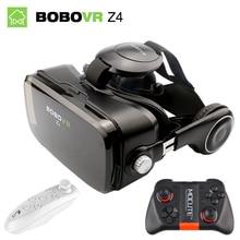Virtual Reality goggles Original BOBOVR Z4 MINI BOBO VR BOX 2.0 gafas 3D VR Glasses google Cardboard VR headset For smartphone