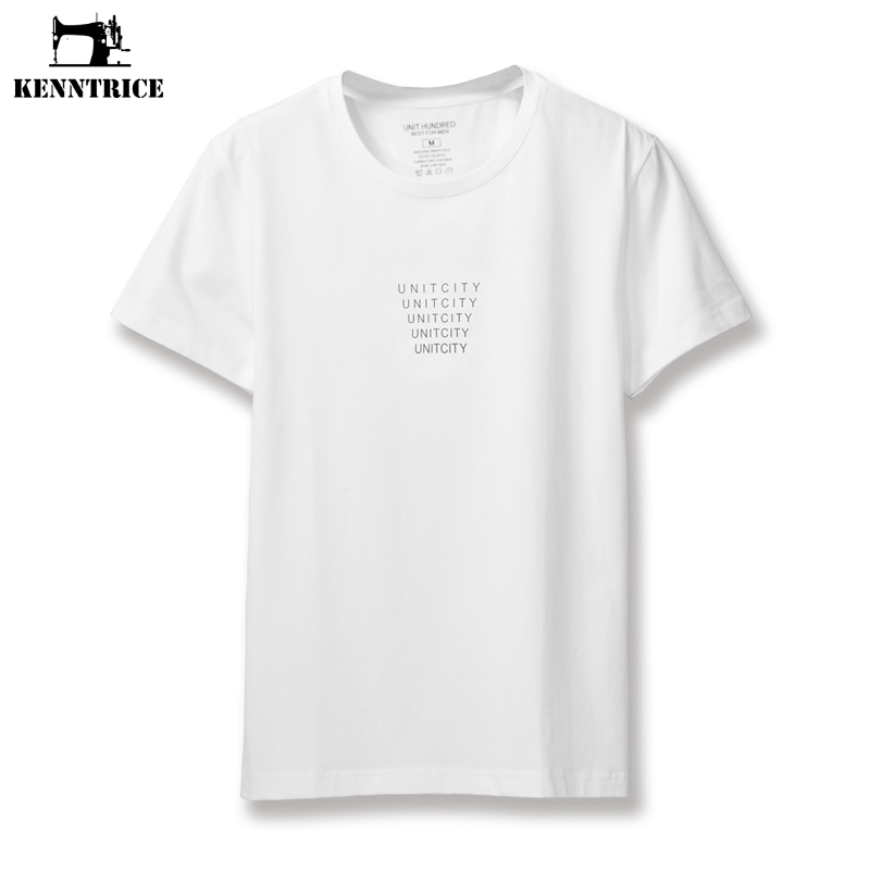 Buy Kenntrice Mens Plain Tshirts Cotton