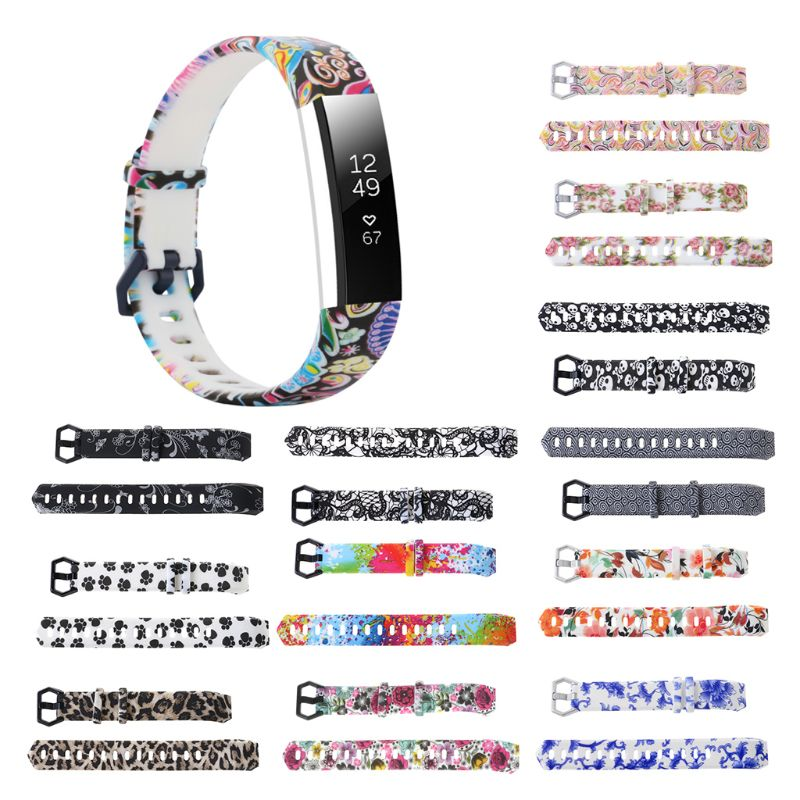 Replacement Wristband Strap Watch Bands For FitBit Alta/Alta HR Accessories image