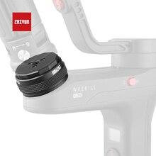 ZHIYUN accessoire officiel TransMount Kit de montage rapide pour Weebill S/Weebill stabilisateur de laboratoire cardan avec vis de 1/4 pouces