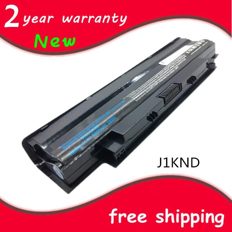 New bateria Do Portátil para Dell Inspiron N5010R N5030 N5030D N5030R N7010R N5040 N5050 para Vostro 1450 3450 3550 3750 1440 1540 1550