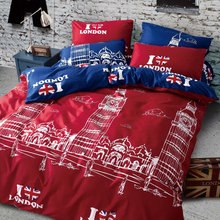 LILIYA Fashion Bedding Set luxury Queen Comfortable Bedding Sets High Quality king Bed bed sheet Kid Duvet Cover#C-