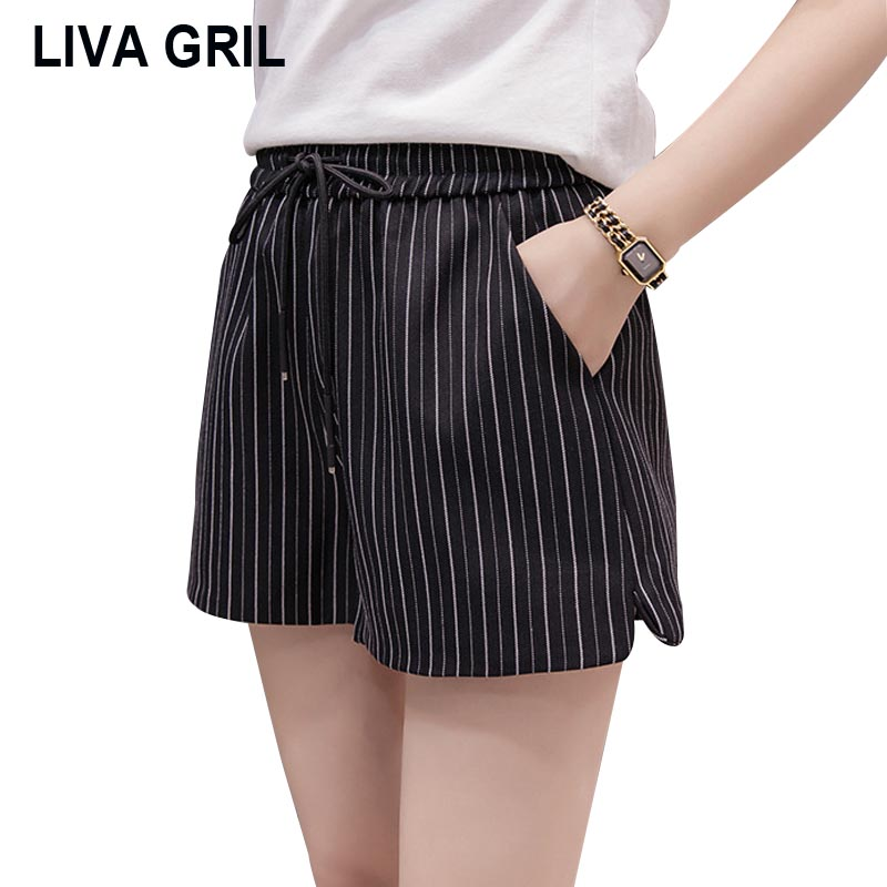 top 8 most popular clothe shorts with stripe womans brands
