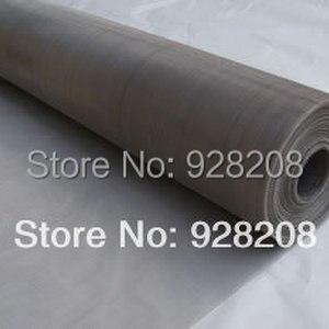 Top quality 50 mesh titainum w