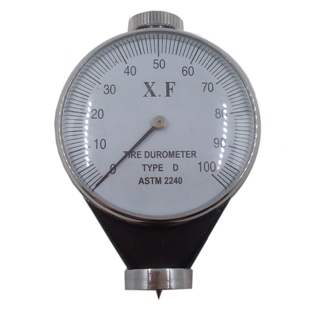 Shore Durometer D Shore D Hardness Tester For Hard Rubber, Resin, Acrylic, Glass, Thermoplastic Rubber, Printing Plates, Fibers