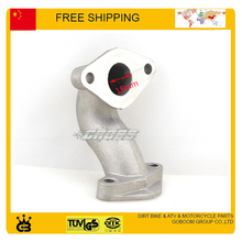 dirt bike spare parts Intake pipe Manifold connecting inlet Pipe 50cc 70cc 125cc 200cc 250cc Engine