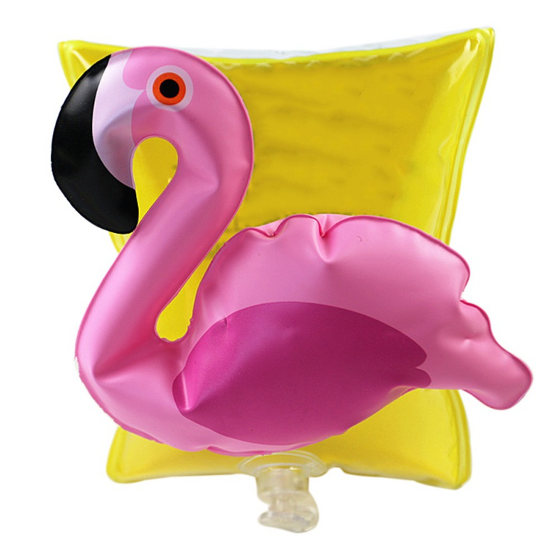2017 Best Gift Child Kids arm Children arm Ring flamingo pink Toys Kids Funny Toy Baby Girls Inflatable Trampoline A