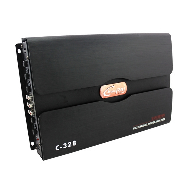 Special Price Car Amplifier V12 amplifier encoding 4 CH audio high Power amplifier car audio Stereo amplifier