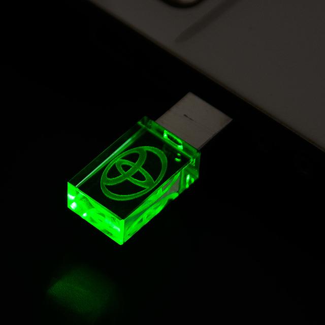 Toyota Logo USB Flash Drive