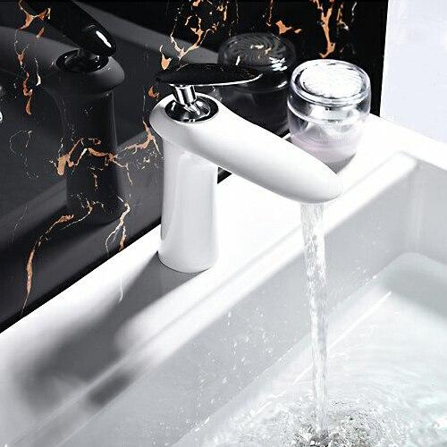 Taps, Sink, Bathroom, Deck, Hot, Crane