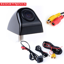 Free Shipping Car Rear View Camera Waterproof Car Parking Assistance Reversing Back Rear View Camera HD CCD Wire Universal 352b
