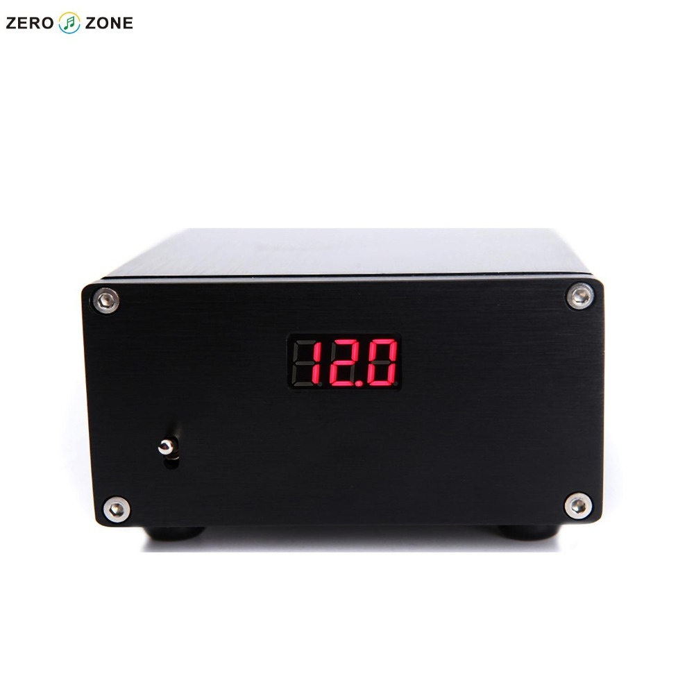 With Digital LCD 50w Hifi Linear Power Amp USB DAC AMPLIFIER External Power Supply